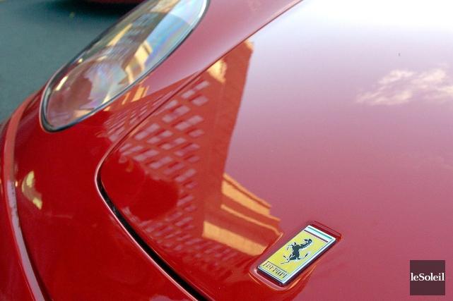 L'arrivée de Ferrari en Bourse est attendue pour... (Photothèque Le Soleil, Erick Labbé)