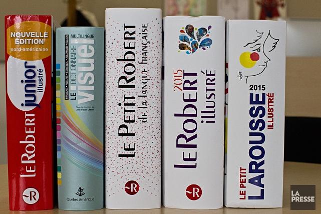 Scéance d'orthographeEntre 2500et 4000visiteurs viennent chaque année,... (Archives, La Presse)