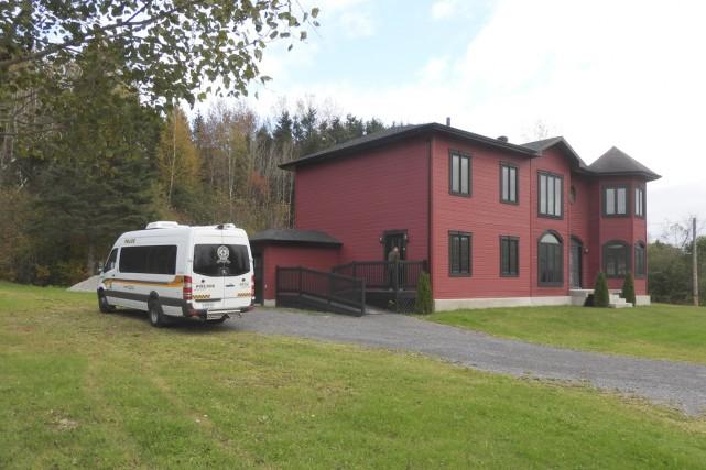 L'une des résidences pour personnes âgées et déficientes... (Le Charlevoisien, Dave Kidd)