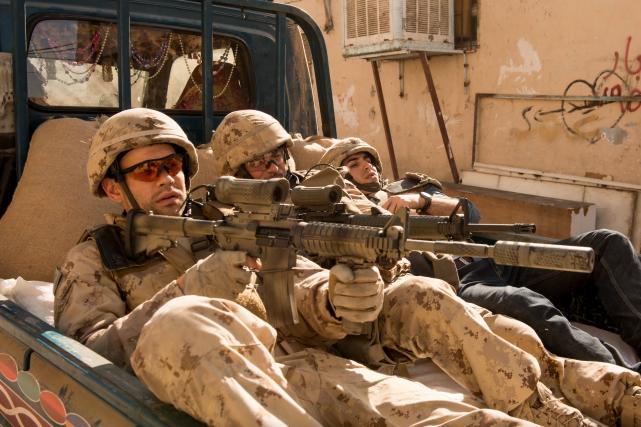 Hyena Road: le chemin du combat repose sur... (Fournie par Remstar)
