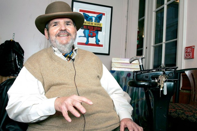 Paul Prudhomme avait ouvert le K-Paul's Louisiana Kitchen... (Bill Haber, Associated Press)