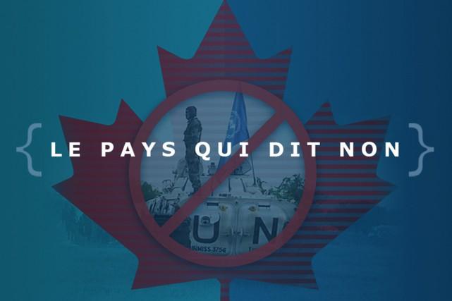 C'est en pleine campagne électorale fédérale qu'est lancé au Québec un...
