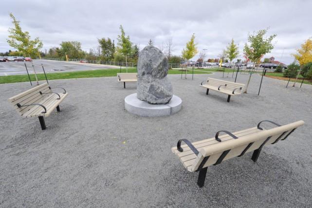 Le parc, situé dans un coin paisible du...