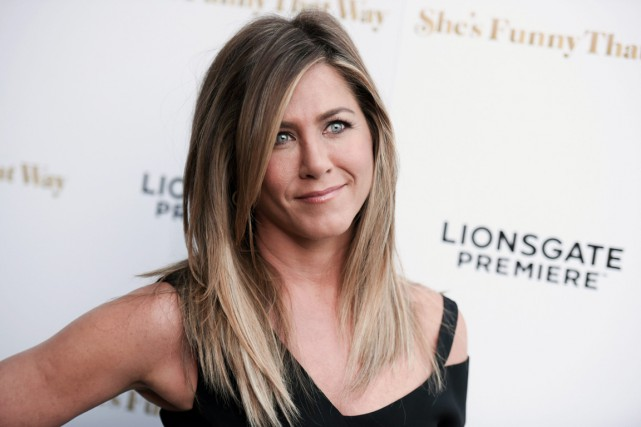 Jennifer Aniston... (Photo Richard Shotwell, AP)