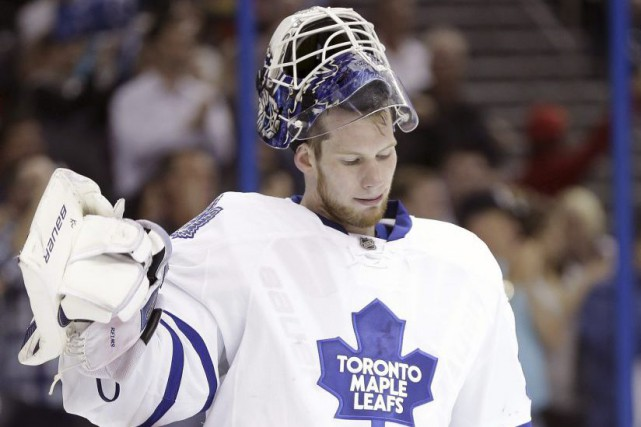 James Reimer... (Archives, Associated Press)