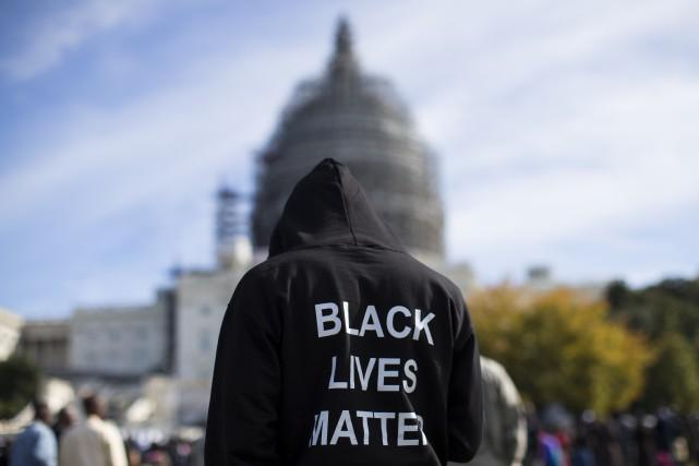 Les morts tragiques de jeunes Noirs tués par... (Associated Press, Evan Vucci)