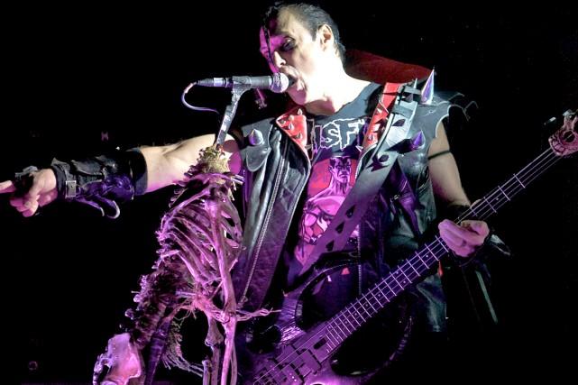 Le chanteur et bassiste Gerard Caiafa, alias Jerry... (TCano)