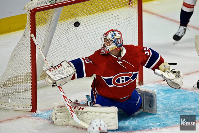 Mike Condon fera face à Matt O'Connor.... (PHOTO ANDRÉ PICHETTE, ARCHIVES LA PRESSE)