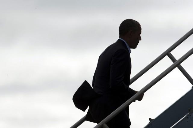 Le président démocrate a dénoncé à de nombreuses... (Photo AP)