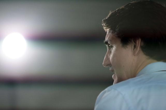 «Le chef libéral a la chance inouïe d'avoir... (PHOTO GEOFF ROBINS, AGENCE FRANCE-PRESSE)