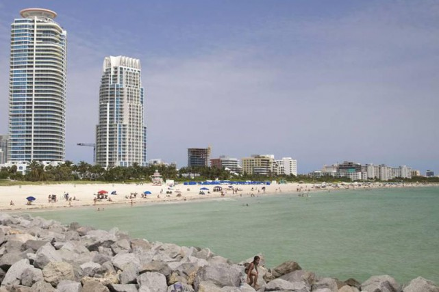Miami... (PHOTO THINKSTOCK)