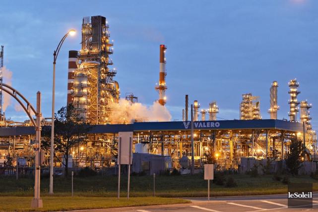 Si le pipeline Énergie Est se concrétise, Valero... (Photothèque Le Soleil, Pascal Ratthé)