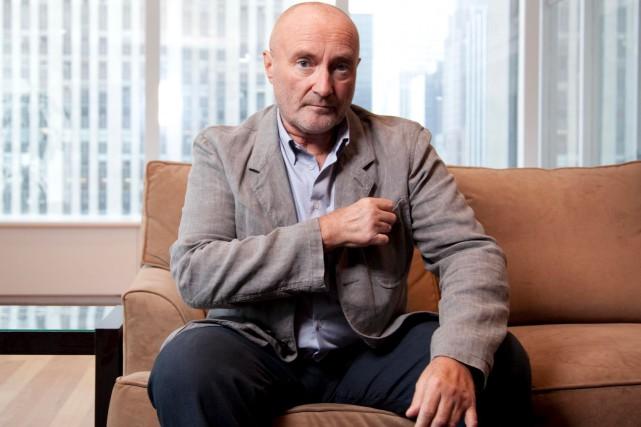 Dans un communiqué publié lundi, Phil Collins a... (AP, Victoria Will)