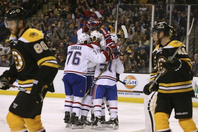 À l'instar de l'an dernier, le Canadien a... (Photo: AP)