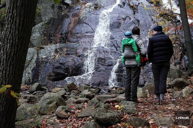 Les nombreux espaces verts et cours d'eau de l'Outaouais font de... (Étienne Ranger, LeDroit)
