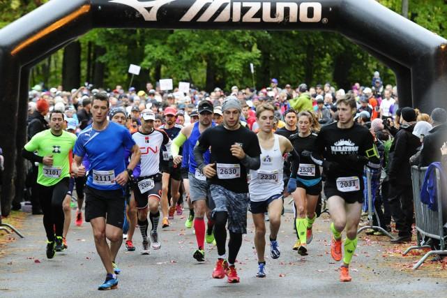 Plus de 2500 personnes se sont inscrites aux... (Photo: Andréanne Lemire)