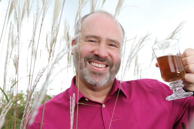 Christian Sauvé est directeur Innovation et nouvelles opportunités... (PHOTOStéphane Champagne, collaboration spéciale)