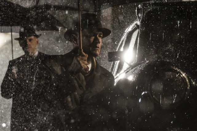 Tom Hanks dans Bridge of Spies....