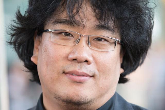 Bong Joon-ho, réalisateur d'Okja, l'un des deux films... (PHOTO ARCHIVES AP)