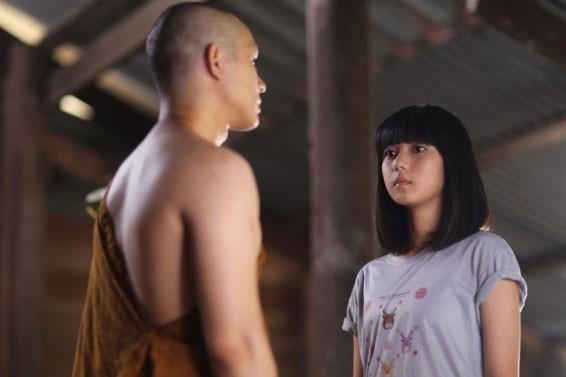 Un film d'horreur thaïlandais mettant en scène des moines bouddhistes a été... (PHOTO SAHAMONGKOL FILM INTERNATIONAL)