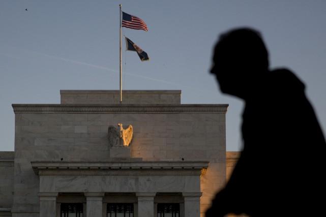 La Fed souhaite que les prix remontent autour... (PHOTO D'ARCHIVES ANDREW HARRER, BLOOMBERG)