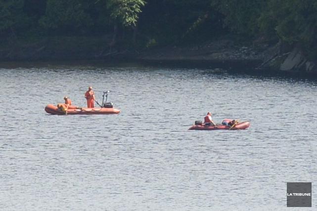 Onze noyades ont été enregistrées lors d'activités de plaisance au Québec cette... (Archives La Tribune, Maxime Picard)