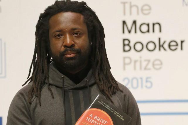 Le troisième roman de Marlon James a été... (Frank Augstein, Associated Press)