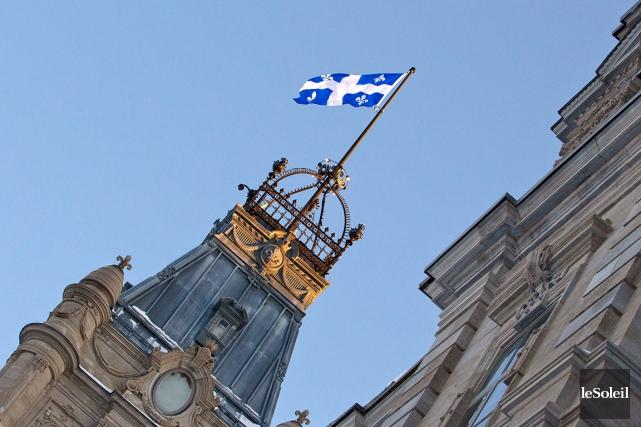 L'Assemblée nationale... (Photothèque Le Soleil)