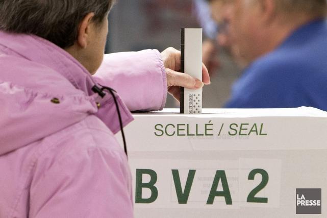 Avec une campagne électorale longue de 78 jours, on aurait pu croire que tout... (Archives, La Presse)