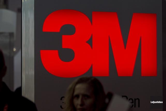 Selon Greenpeace, 3M n'a pas tourné le dos... (Archives Le Quotidien)
