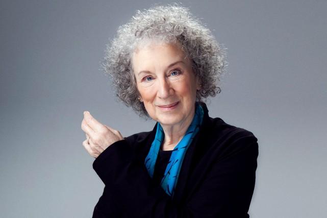 L'écrivaine Margaret Atwood signe le livret de Pauline,... (Québec en toutes lettres)