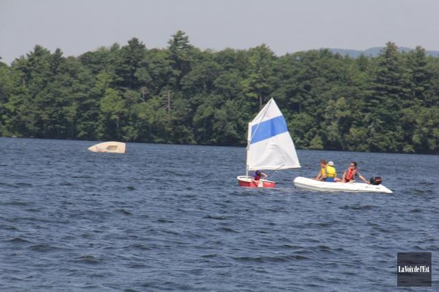 Onze noyades sont survenues lors d'activités de plaisance... (archives La Voix de l'Est)