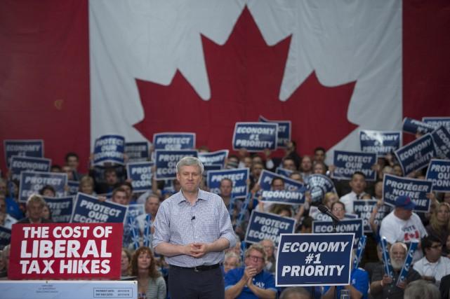 «Je ne vais pas spéculer sur des résultats.... (Jonathan Hayward, La Presse Canadienne)
