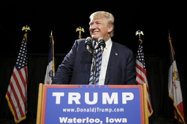 Donald Trump animera l'émission «Saturday Night Live» en... (Associated Press)