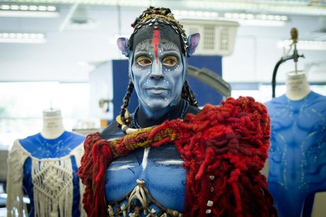 TORUK, le nouveau spectacle du Cirque du Soleil... (Photo fournie par le Cirque du Soleil)