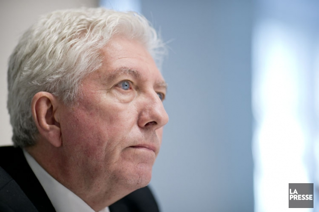 S'il sort Stephen Harper de l'équation, Gilles Duceppe... (PHOTO DAVID BOILY, LA PRESSE)