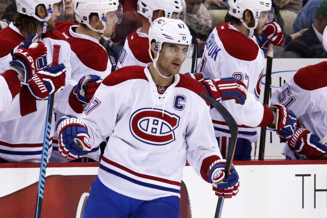Le capitaine Max Pacioretty a inscrit son second... (Associated Press)