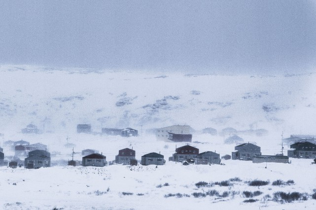 C'est pour prendre congé du froid et de... (Olivier Pontbriand, archives La Presse)