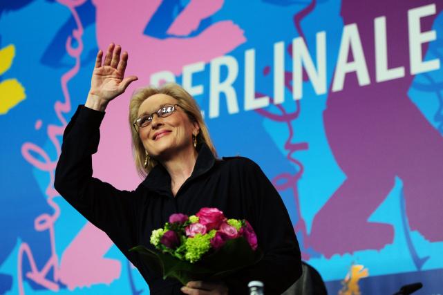 Meryl Streep... (Archives AFP, Johannes Eisele)