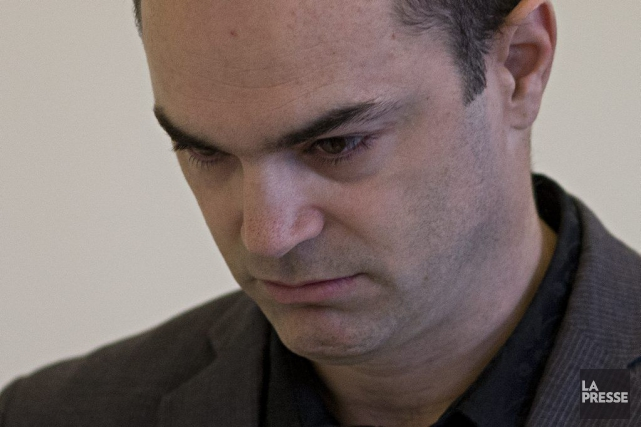 Guy Turcotte... (PHOTO PATRICK SANFAÇON, LA PRESSE)