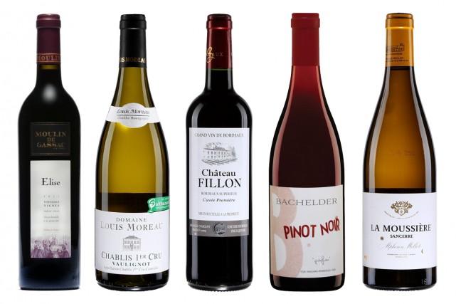 Les notes herbacées de tant de vins de Sauvignon blanc, qui peuvent même aller... (Photo fournie par la SAQ)