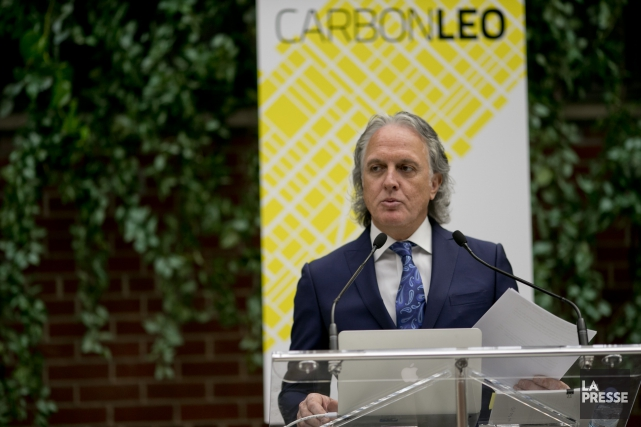 Un vice-président d'Immobilier Carbonleo, Claude Marcotte (photo), fait... (PHOTO DAVID BOILY, ARCHIVES LA PRESSE)