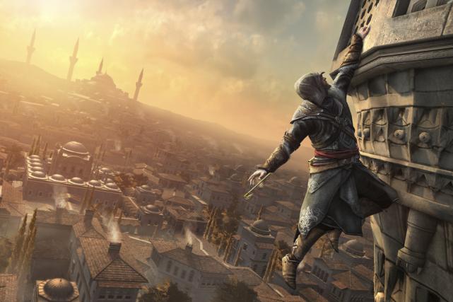 Vivendi devient le troisième actionnaire principal d'Ubisoft, qui... (PHOTO FOURNIE PAR UBISOFT)