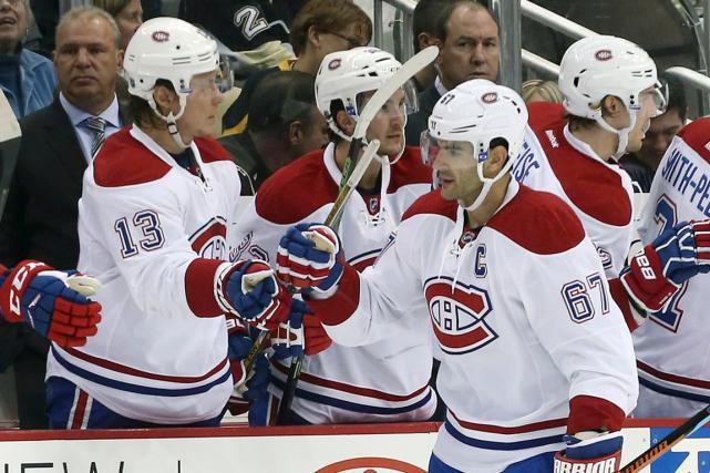 Le Canadien sera en quête d'une cinquième victoire... (Photo Charles LeClaire, USA Today)