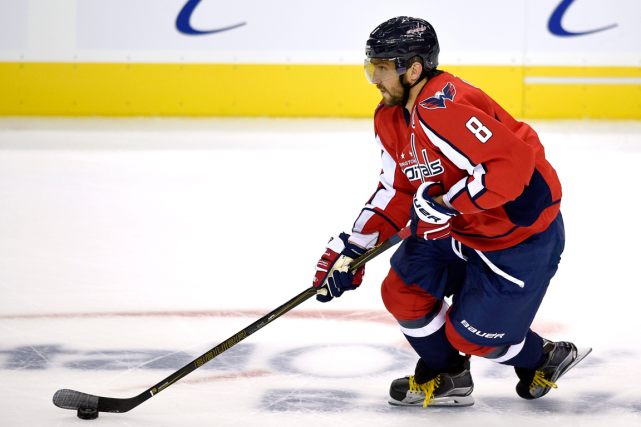 Alexander Ovechkin... (Photo Nick Wass, AP)
