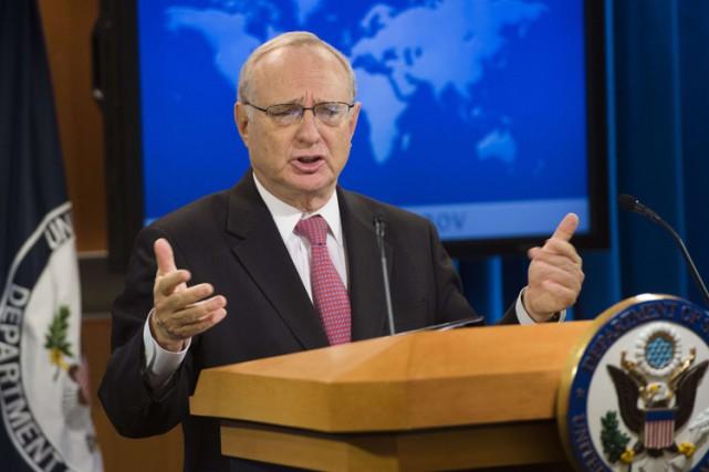 Selon l'ambassadeur américain pour les Libertés religieuses, David... (PHOTO AFP)