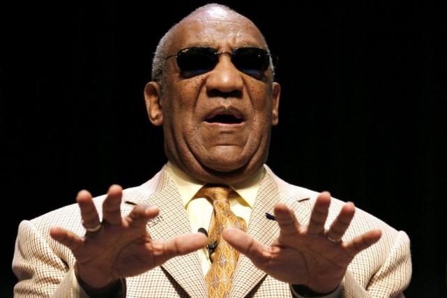 Bill Cosby lors d'une conférence en 2007.... (PHOTO ARCHIVES REUTERS)