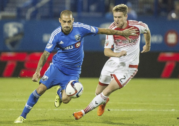 André Romero (à gauche) ratera de six à... (Presse canadienne)
