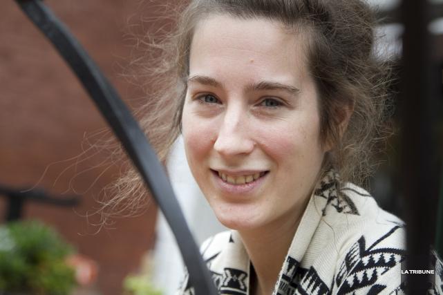 Sophie Jeukens est directrice artistique du festival du... (Imacom, René Marquis)