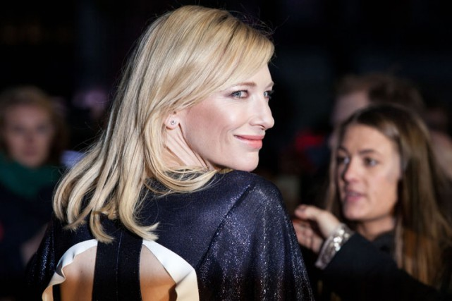 Cate Blanchett... (PHOTO AP)